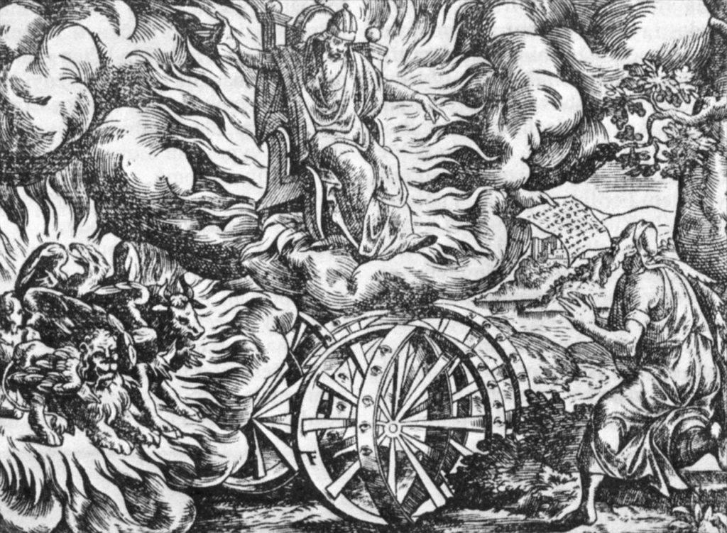 Свети Илија као Перун