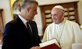 Ватикан и КосМет