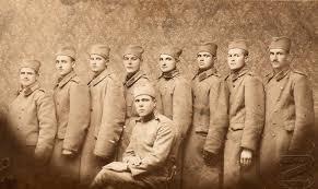 Прилепчани, војници, у служби Краља Александра Карађорђевића
