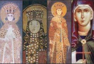 ЗНАМЕНИТЕ ЖЕНЕ СРЕДЊЕВЕКОВНЕ СРБИЈЕ