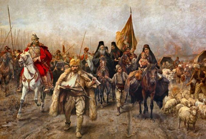 Српски етнички простор био је ЗНАТНО ШИРИ
