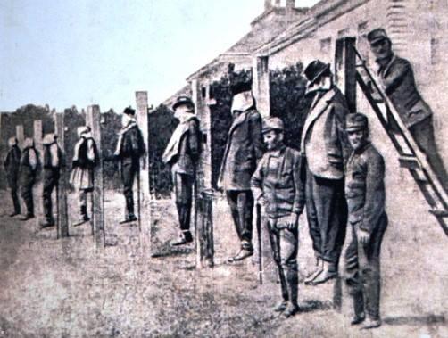Вешање 1916