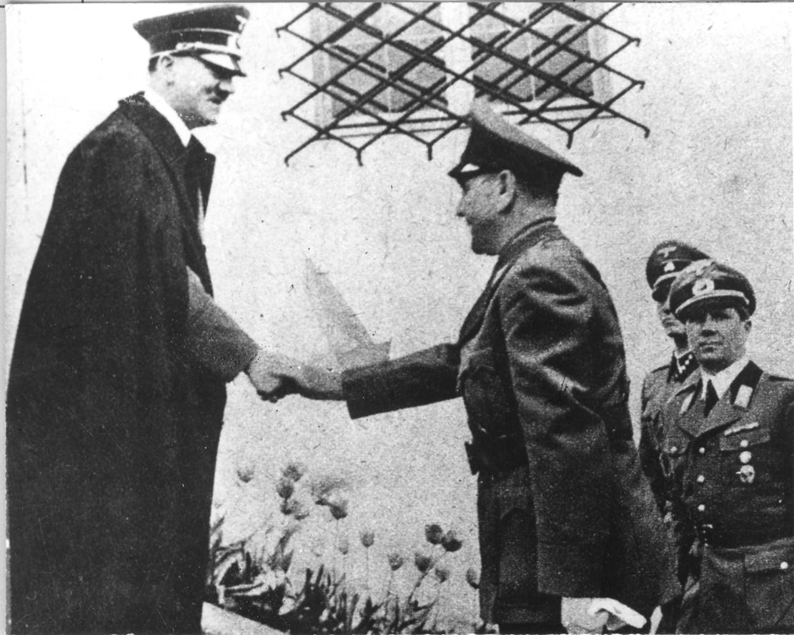 Павелић и Хитлер