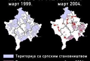 Мартовски погром 2004.