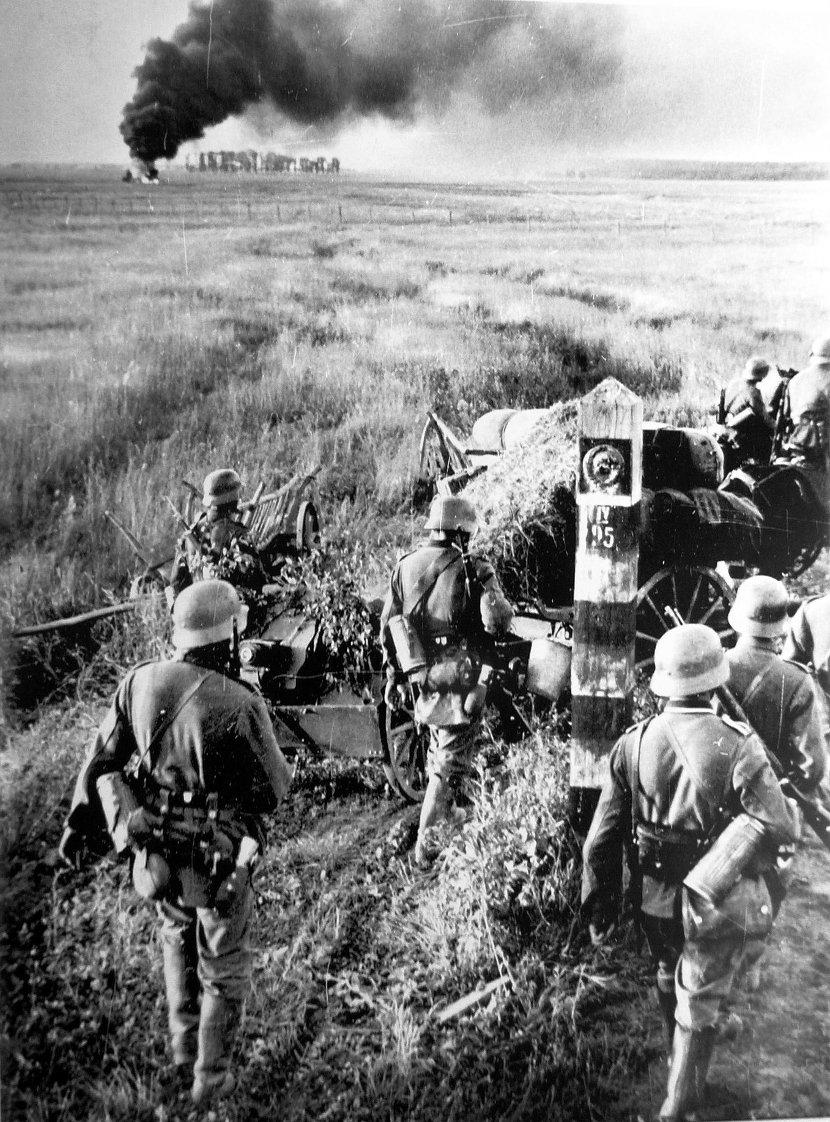 Војска Вермахта и усташе прелазе границу СССР: 22 јун 1941