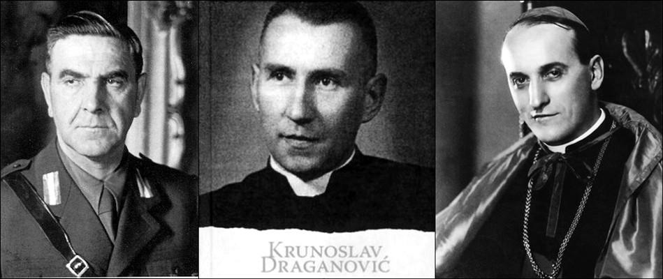 Kрунослав Драгановић - католички агент који је омогућио највећу превару 20 века