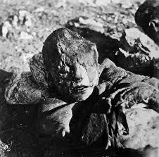 Једно од многе убијене деце на Велебиту током Другог светског рата у НДХ