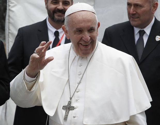 Папа Франциско (Фрања)