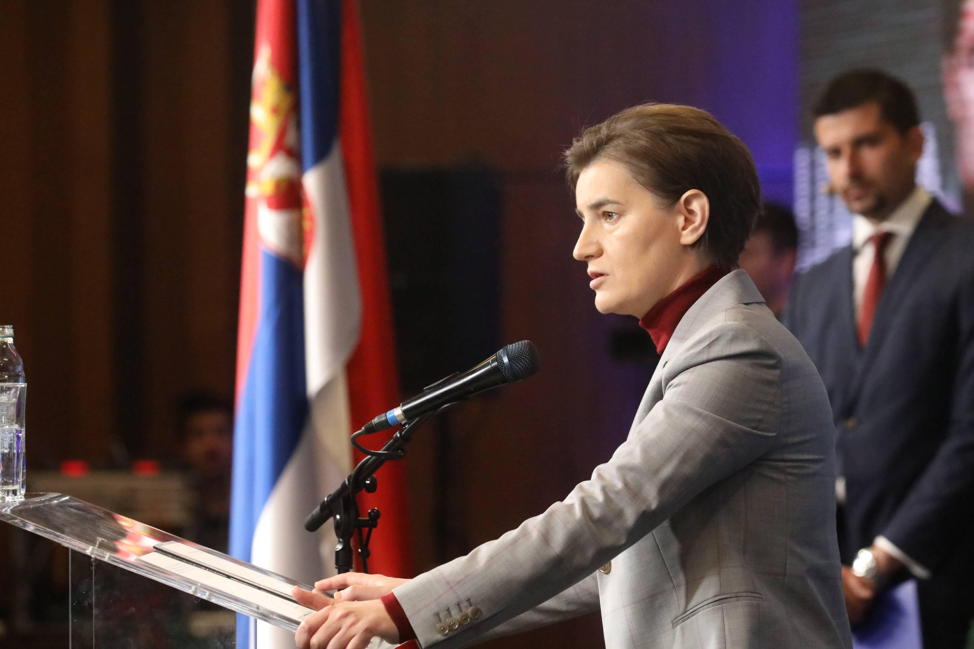 Четнички војвода Ана Брнабић