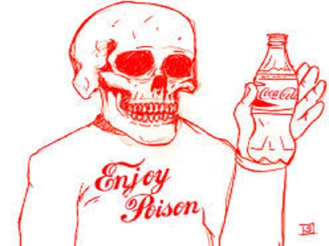 Кока кола је отров и инсектицид
