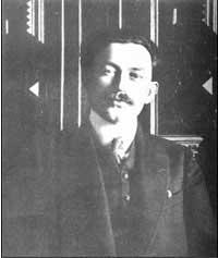 Милан Ракић као конзул у Приштини, 1907. године