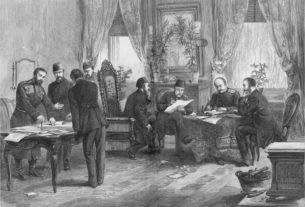 Санстефански уговор Русије склопљен