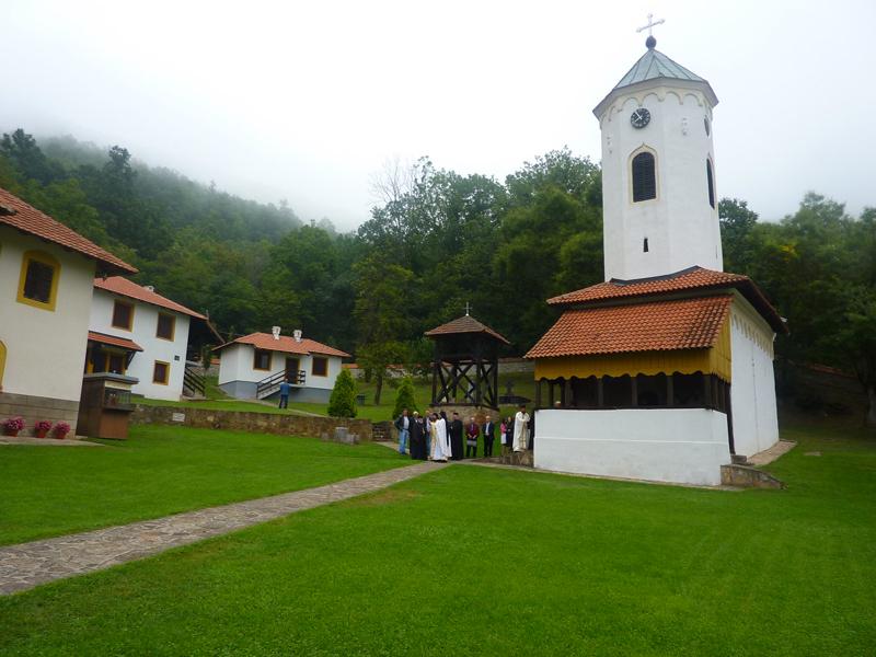 Чудесни манастир Вујан, чувар обреновићевског светосавља