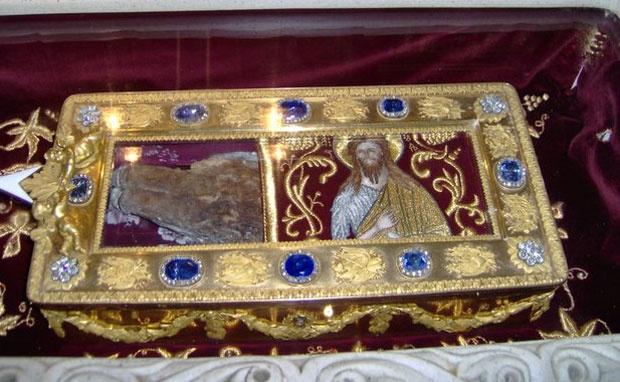Рука Светог Јована Крститеља: Светиња која је прешла велики пут од Јерусалима до Цетиња