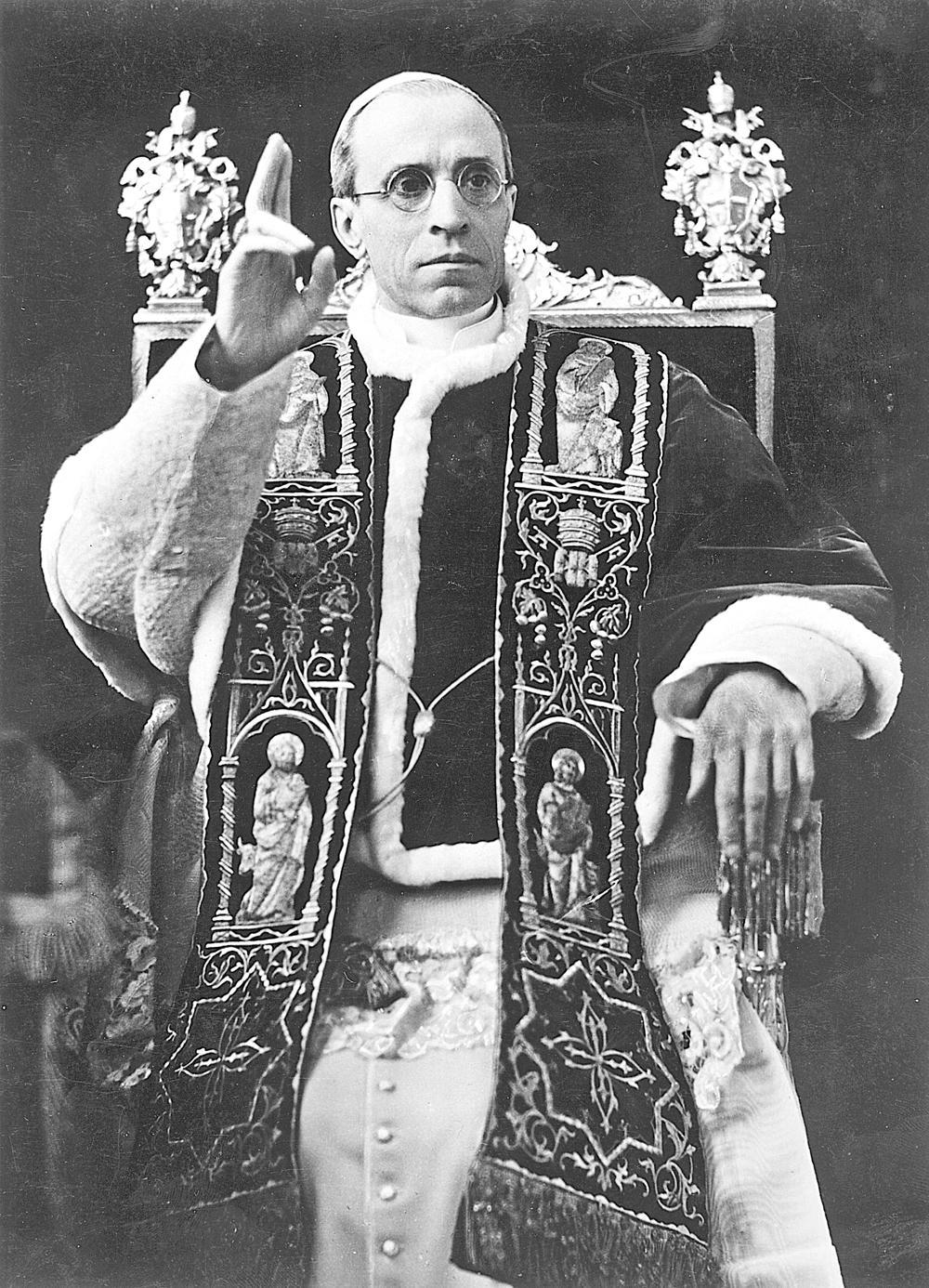 Папа Пије 12.