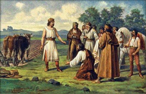 словенских племена