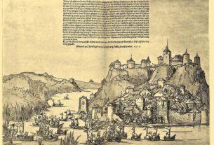Пад Београда 1521.