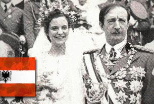 како је створена Албанија