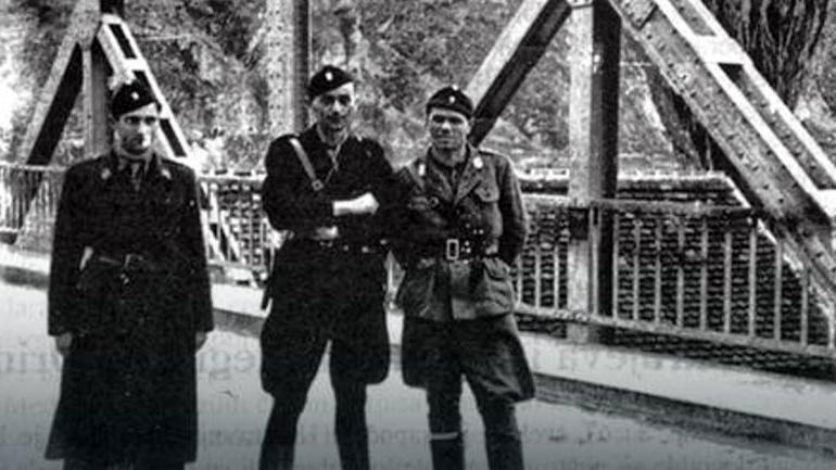 Јуре Францетић - Командант Црне легије