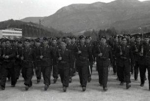 """""""Црна Легија"""" под командом Јуре Францетића"""