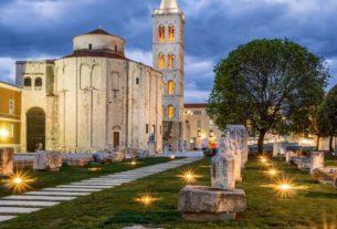 Задар стари србски град