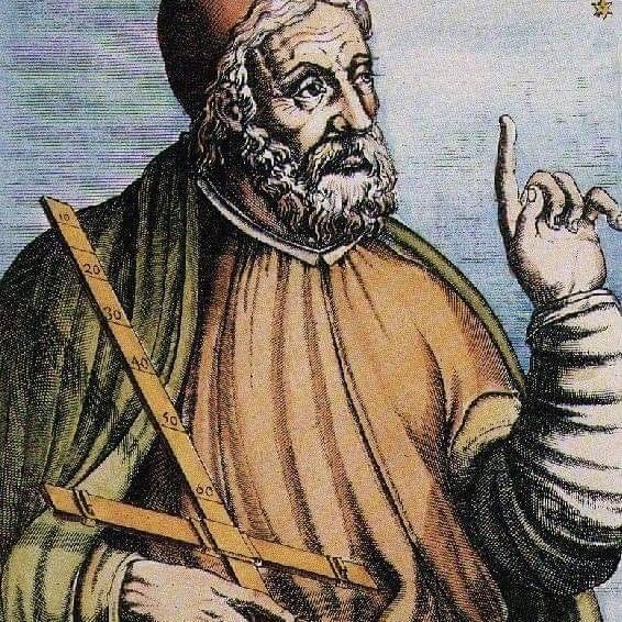 КЛАУДИЈЕ ПТОЛОМЕЈ (CLAUDIUS PTOLEMAEUS)