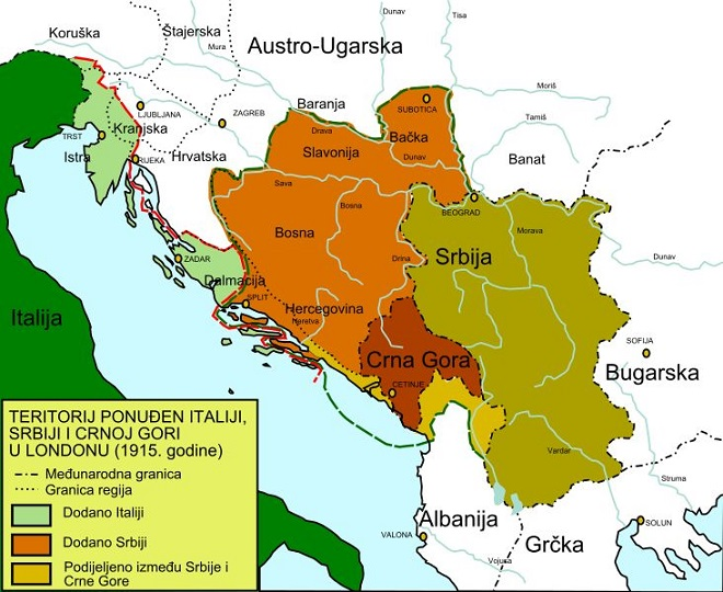 """ТРИ """"ВЕЛИКОСРПСКЕ"""" ЛАЖИ због којих ће доћи до новог рата на Балкану"""