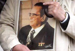 ТАКО ЈЕ ГОВОРИО БРОЗ: Срби за 50 година неће знати ко су, за 100 неће постојати!