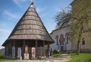 """ЈЕДИНСТВЕНА ИКОНА У СРБИЈИ: """"Мајка Србија"""" приказана као светитељка"""