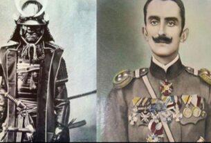 Лексо Саичић Србин у двобоју мачевима исекао самураја!